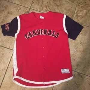 Authentic St Louis Cardinal's Jersey Baseball ⚾️